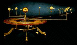 Mechanical Orrery