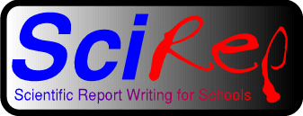 SciRep: Scientific Report Writing for Schools